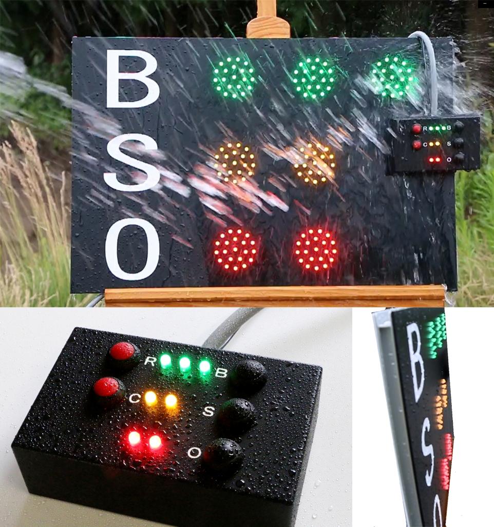 防滴高性能BSOカウントボード